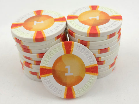 GeekUp Poker Chips (pack of 25)