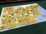 Carcassonne Maps: USA East