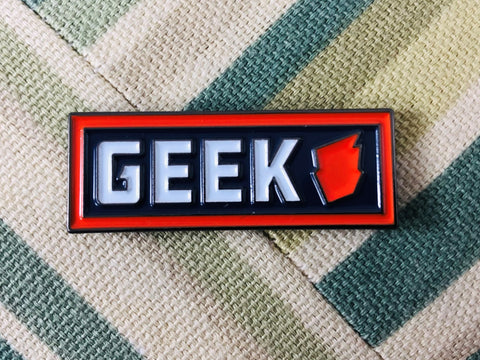 BGG GEEK Enamel Pin