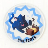 The Dice Tower - set of 8 coasters
