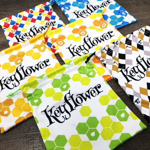GeekUp Bag Set: Keyflower