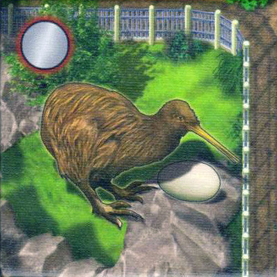 Zooloretto: Kiwi
