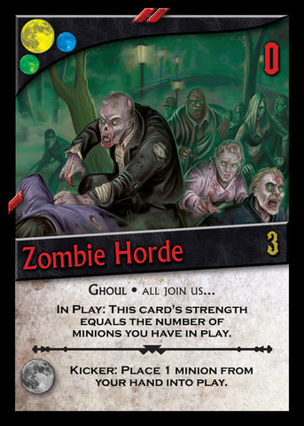 Nightfall: Zombie Horde