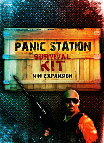 Panic Station:  Survival Kit Mini Expansion