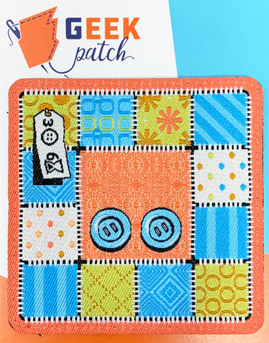 Geek Patch: Patchwork