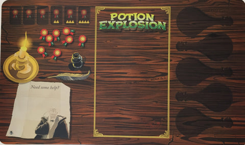 Potion Explosion: Play Mat