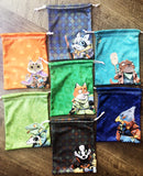 Drawstring Bags for use with Root