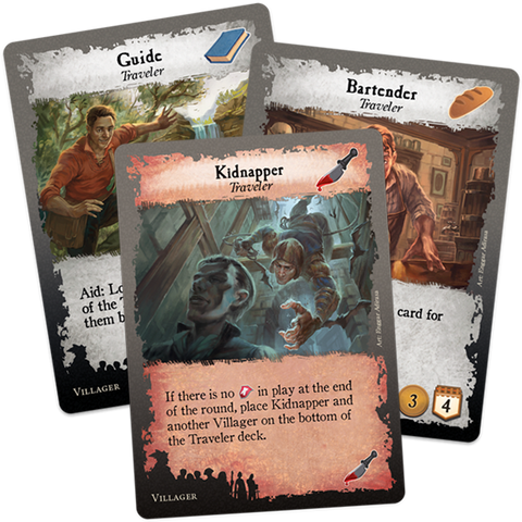 Shadowrift: Promo Pack 1