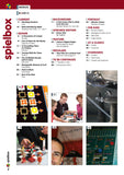 Spielbox 2012, Issue #6 - English Version