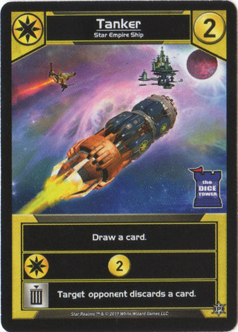 Star Realms: Tanker Promo Card