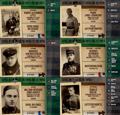Wings of Glory: WW1 - Career Deck Promo Pack