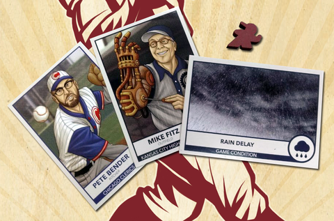 Bottom of the 9th: Kickstarter Promo Set