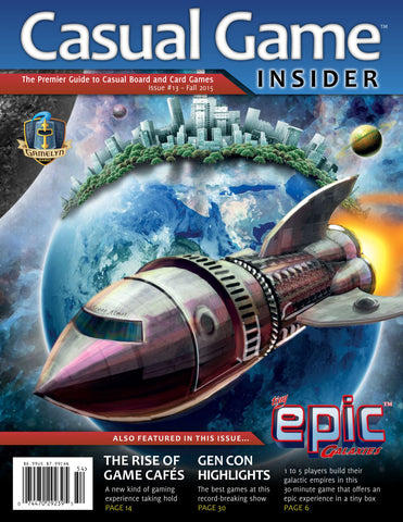 Casual Game Insider Issue #13 - Fall 2015