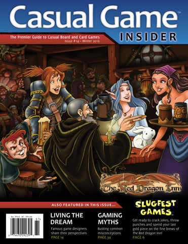 Casual Game Insider Issue #14 - Winter 2016