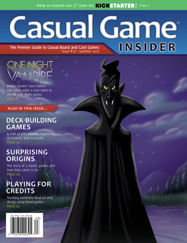 Casual Game Insider Issue #16 - Summer 2016