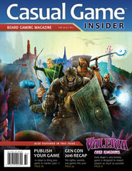 Casual Game Insider Issue #17 - Fall 2016