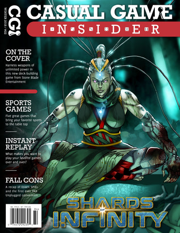 Casual Game Insider Issue #22 - Winter 2018