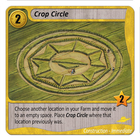 Fields of Green: Crop Circle