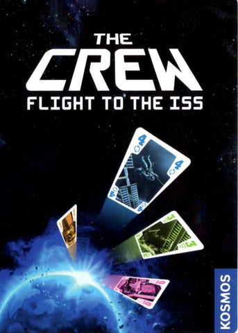 The Crew: The Quest for Planet Nine - Flight to the ISS Promo