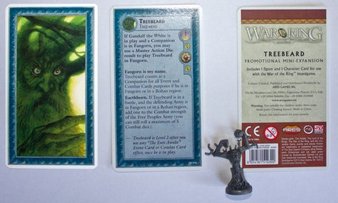 War of the Ring: Treebeard Promo