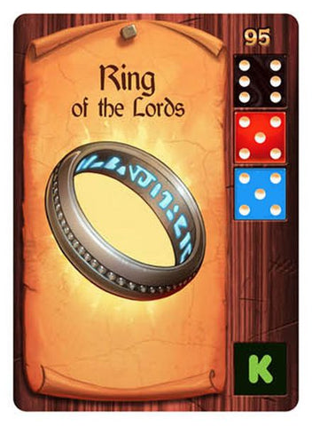 King's Forge: Ring of the Lords Kickstarter Promo Card