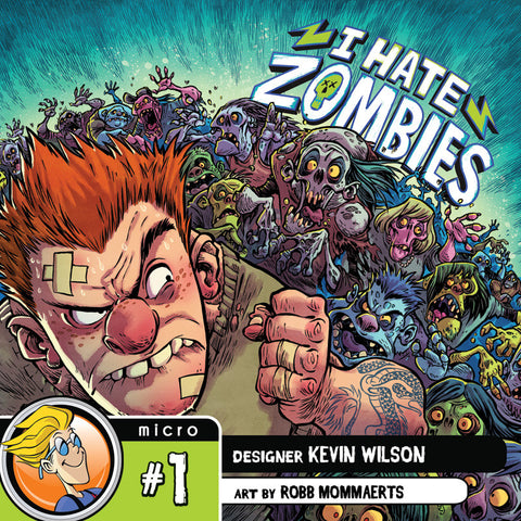 BGG Micro #1: I Hate Zombies.
