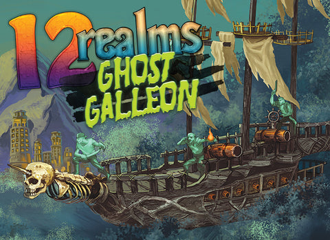 12 Realms: Ghost Galleon