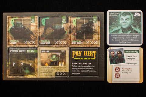 Pay Dirt: Spectral Mini-Expansion