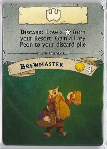 Epic Resort: Brewmaster
