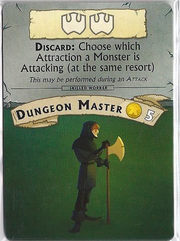 Epic Resort: Dungeon Master