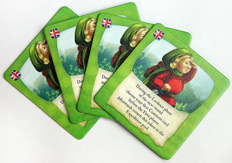 Imperial Settlers: Exploration Tiles