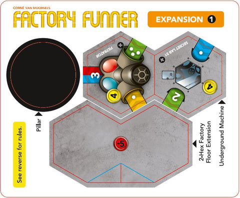Factory Funner: Expansion 1