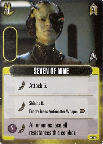 Star Trek: Frontiers – Seven of Nine