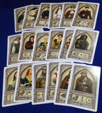 Notre Dame:  New Persons Promo, set 1 & 2