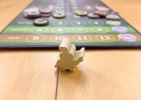 Kodama: The Tree Spirits - Wooden First Player Meeple