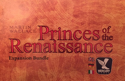 Princes of the Renaissance: Expansion Bundle