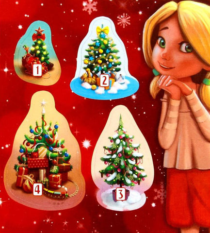 Dream Home: Promo Tokens – Christmas Tree