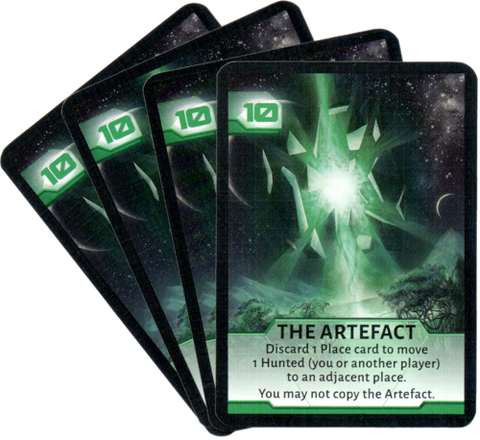 Not Alone: The Green Artefact Promo