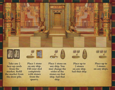 Imhotep: The Pharaoh's Favors
