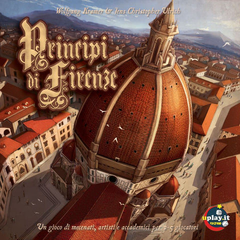 The Princes of Florence - Uplay Deluxe Italian Edition