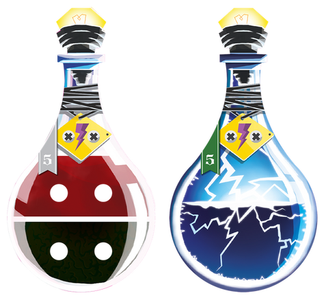 Potion Explosion: Fulminating Potions