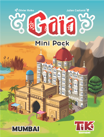 Gaïa: Mumbai Mini Expansion
