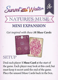 Sunset Over Water: Nature's Muse Mini Expansion