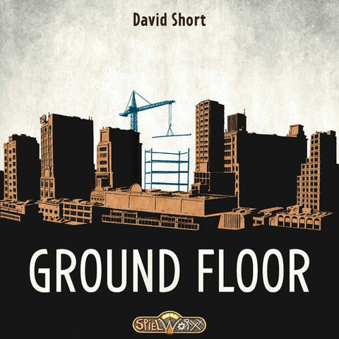 Ground Floor (second edition) - PREORDER!