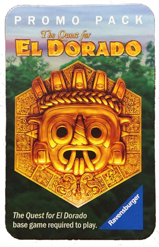 Quest for El Dorado: Promo Pack