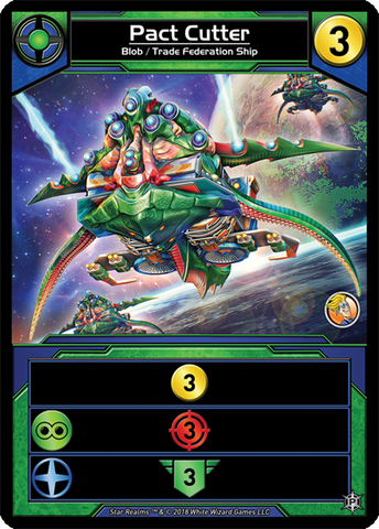 Star Realms: Pact Cutter