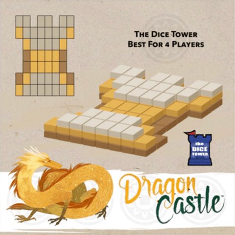 Dragon Castle: The Dice Tower Promo