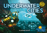 Underwater Cities: Double-SIDED Player Boards
