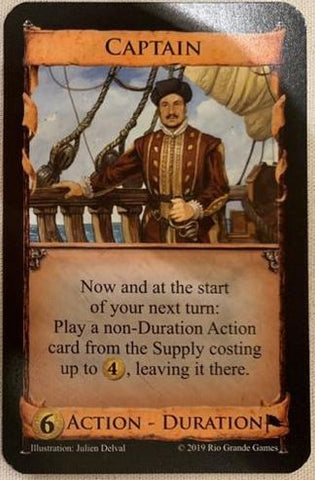 Dominion: Captain