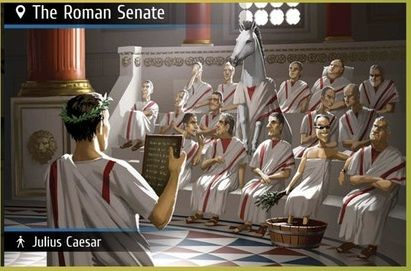 Spyfall: The Roman Senate promo cards